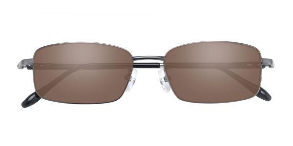 Press Rectangle eyeglasses