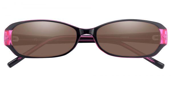 Nairobi Oval Prescription Glasses - Purple