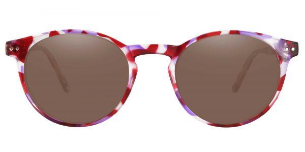 Harmony Oval Prescription Glasses - Purple-1
