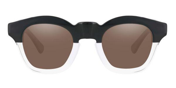 Bolton Square Prescription Glasses - Clear-1