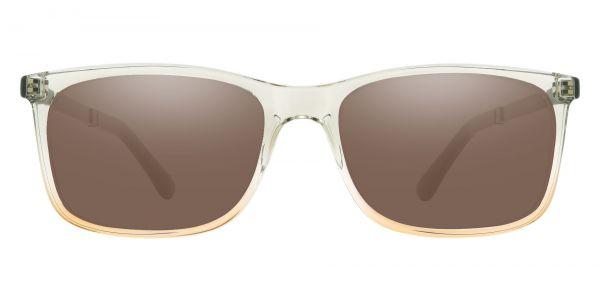 Kemper Rectangle Prescription Glasses - Gray-1