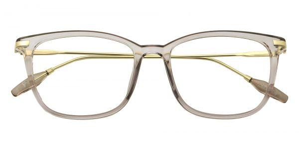 Katie Oval Prescription Glasses - Clear