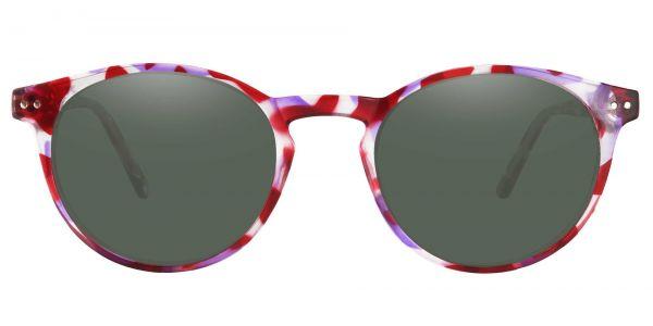 Harmony Oval Prescription Glasses - Purple-2