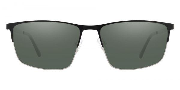 Hamlet Browline Prescription Glasses - Black-2