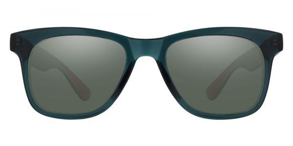Hurley Square Prescription Glasses - Green-2