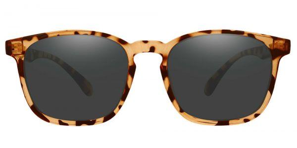 Dusk Classic Square Prescription Glasses - Tortoise-1
