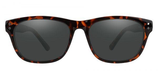Citrus Rectangle Prescription Glasses - Tortoise