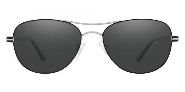 Reeves Aviator Prescription Glasses - Silver