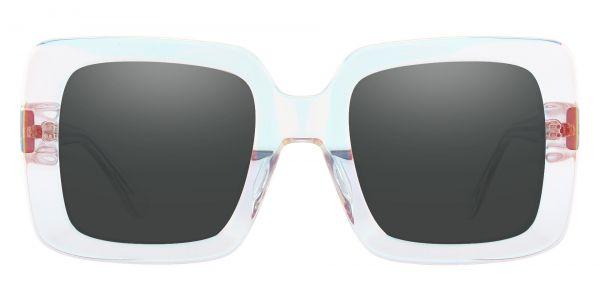 Mimosa Square Prescription Glasses - Clear