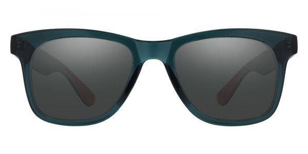 Hurley Square Prescription Glasses - Green