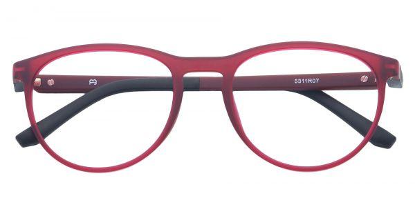 Heidi Round eyeglasses