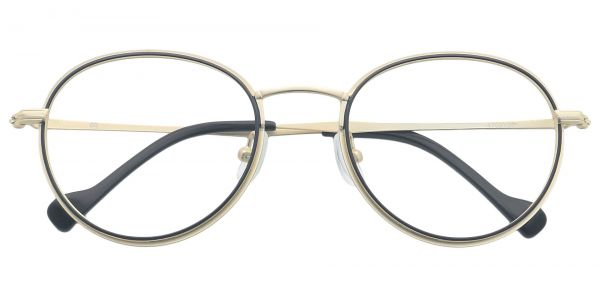 Page Oval eyeglasses