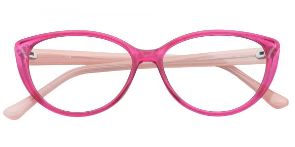 Amore Cat-Eye eyeglasses
