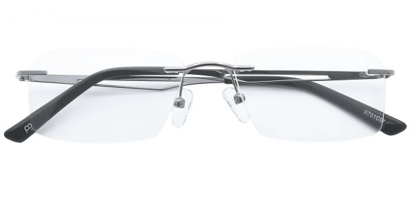 Finesse Rimless Eyeglasses For Men