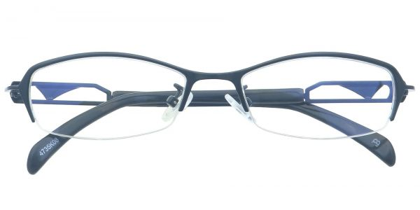 Grace Rectangle Eyeglasses For Kids