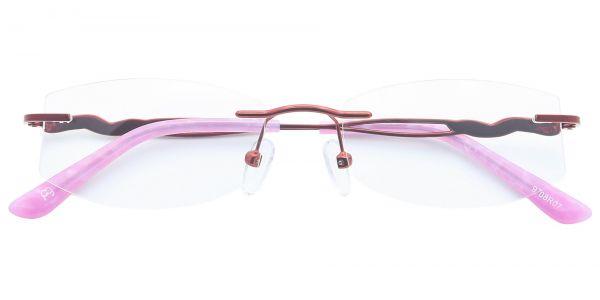 Jada Rimless eyeglasses