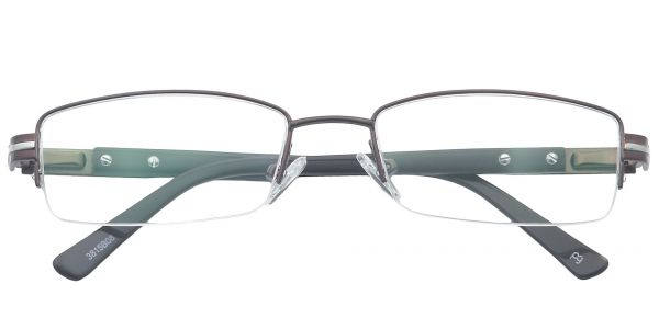 Reed Rectangle eyeglasses