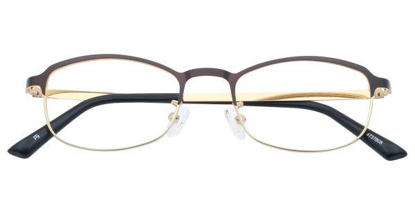 Tyrell Oval eyeglasses