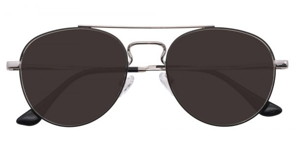 Trapp Aviator Men's Prescription Sunglasses
