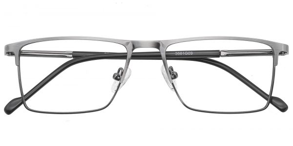 Arnold Rectangle Eyeglasses For Men