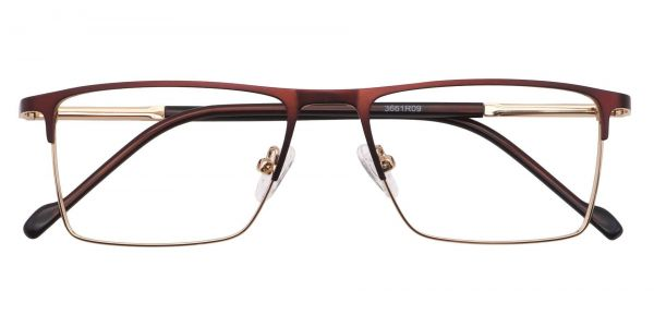 Arnold Rectangle Eyeglasses For Men
