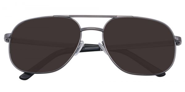 Locke Aviator Men's Prescription Sunglasses