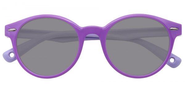 Harris Round eyeglasses