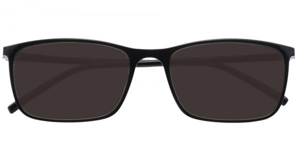 Elle Rectangle Women's Prescription Sunglasses