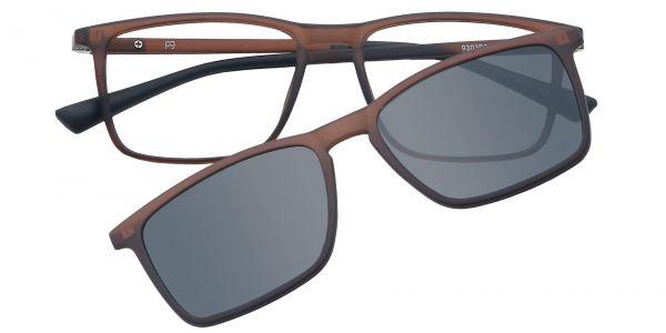 Sydney Square eyeglasses