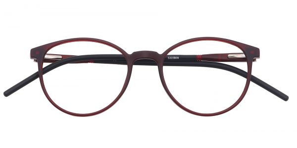 Vivi Round eyeglasses