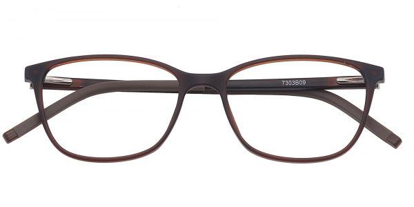 Danica Square eyeglasses