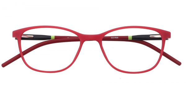 Hazel Oval eyeglasses