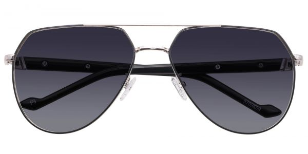 Wright Aviator Prescription Glasses - Black