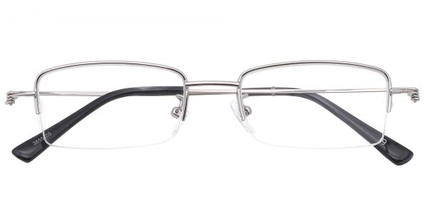 Thora Rectangle Eyeglasses For Men
