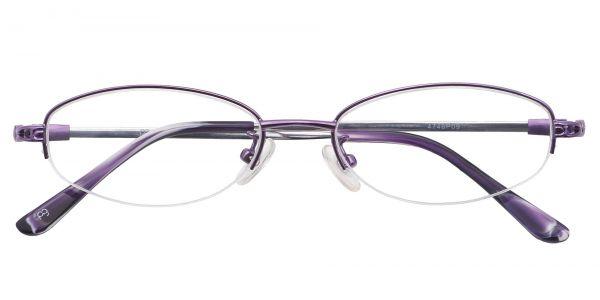 Pacific Oval eyeglasses