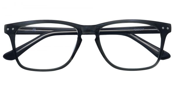 Hope Oval Eyeglasses For Men