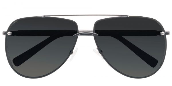 Artie Aviator Men's Prescription Sunglasses