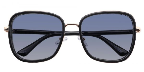 Shimmer Square Women's Prescription Sunglasses