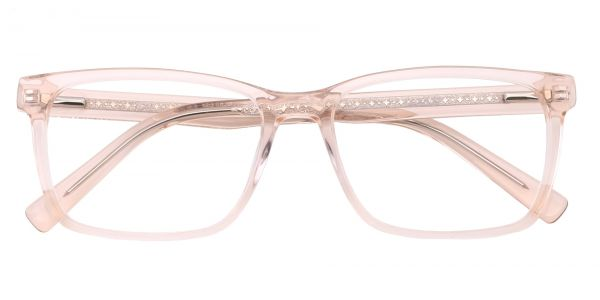 Galaxy Rectangle Eyeglasses For Women