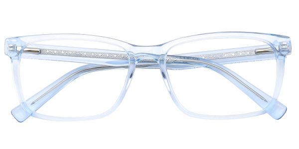 Galaxy Rectangle eyeglasses