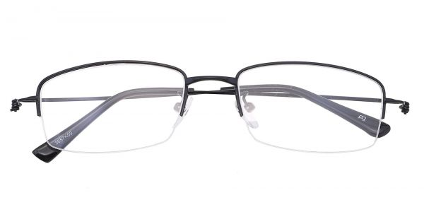 Wyoming Rectangle Eyeglasses For Men
