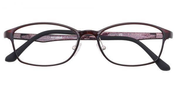 Sloan Oval eyeglasses