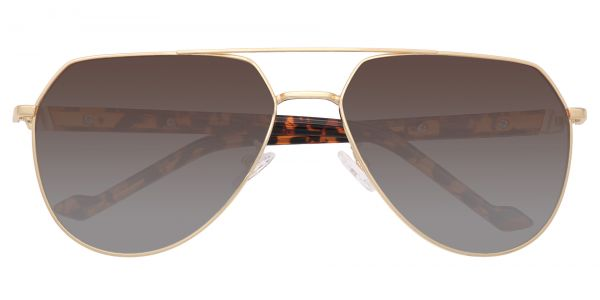 Wright Aviator Men's Prescription Sunglasses