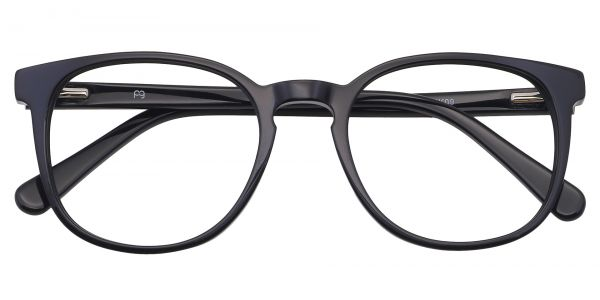 Nebula Round Eyeglasses For Men