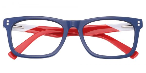 Newbury Rectangle eyeglasses
