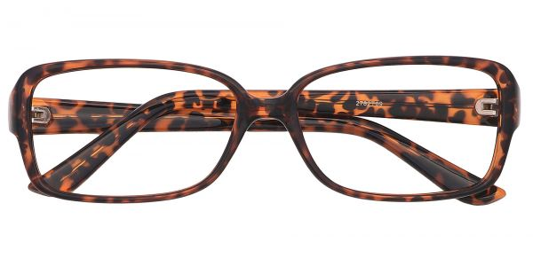 Denton Rectangle Eyeglasses For Women
