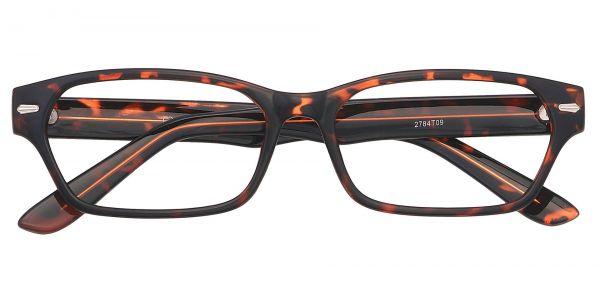 Wagner Rectangle eyeglasses