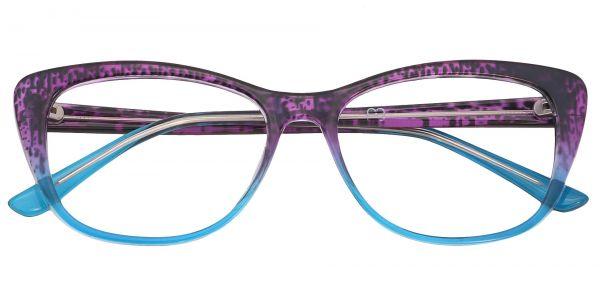 Simone Cat Eye eyeglasses