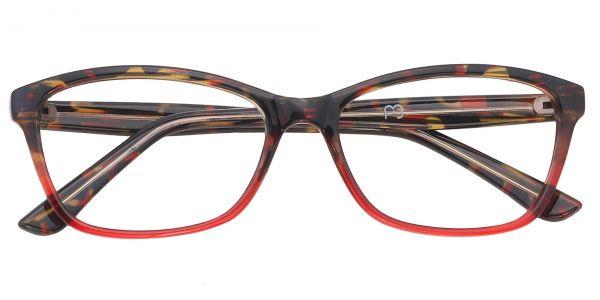 Selena Rectangle eyeglasses