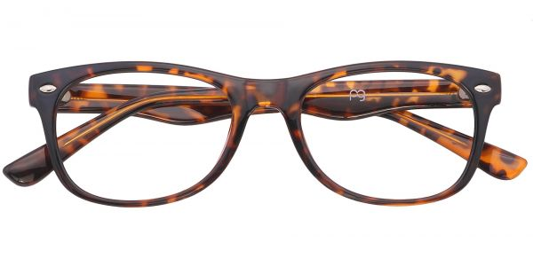 Leland Rectangle eyeglasses
